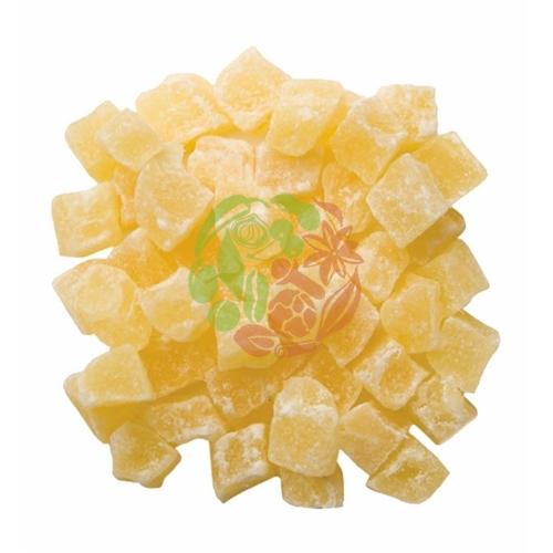 ананас кубики